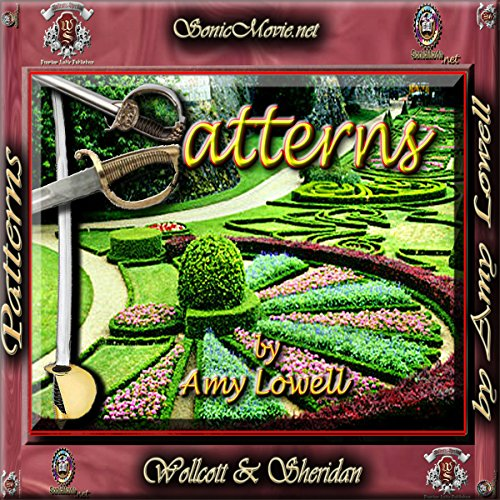 Patterns audiobook cover art