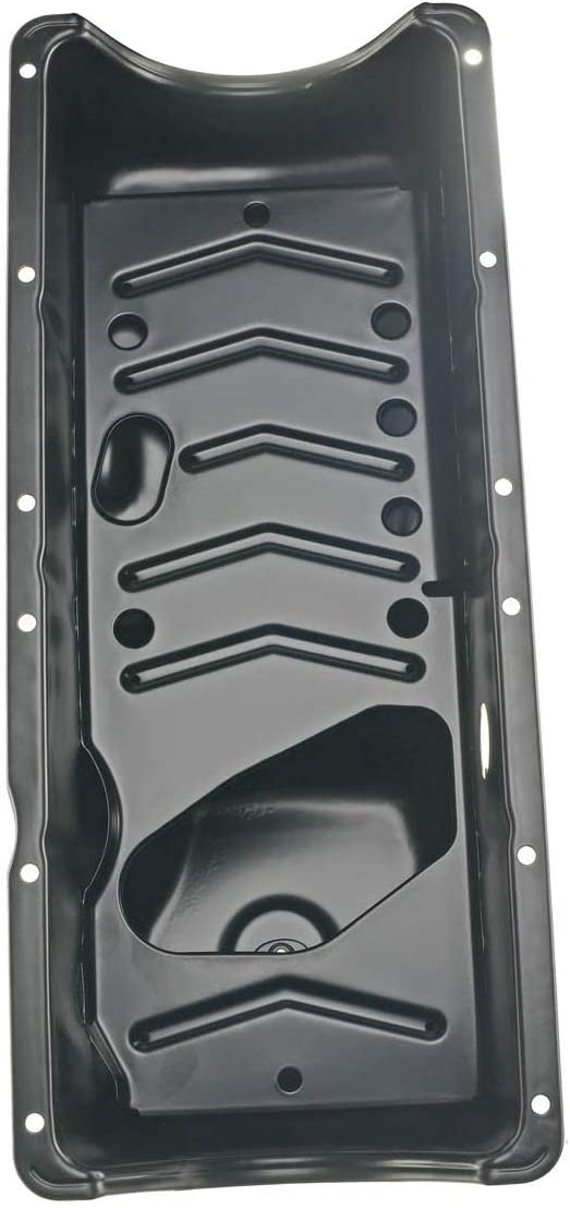 A-Premium All items in the New sales store Engine Oil Pan Replacement F-350 F-250 for Ford F-450