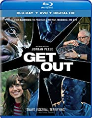 Get Out - Blu-ray + DVD + Digital HD Brand New