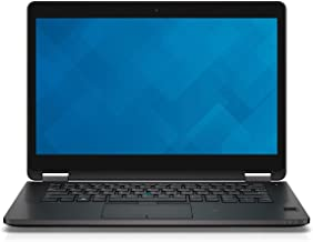 Dell Latitude E7470 14in Laptop, Core i5-6300U 2.4GHz, 8GB Ram, 256GB SSD, Windows 10 Pro..