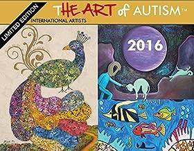 The Art of Autism 2016 Wall Calendar