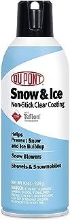 DuPont Teflon Snow Ice Repellant, 10-Ounce (2 Units)