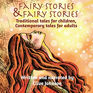 Fairy Stories & Fairy Stories audiobook cover art