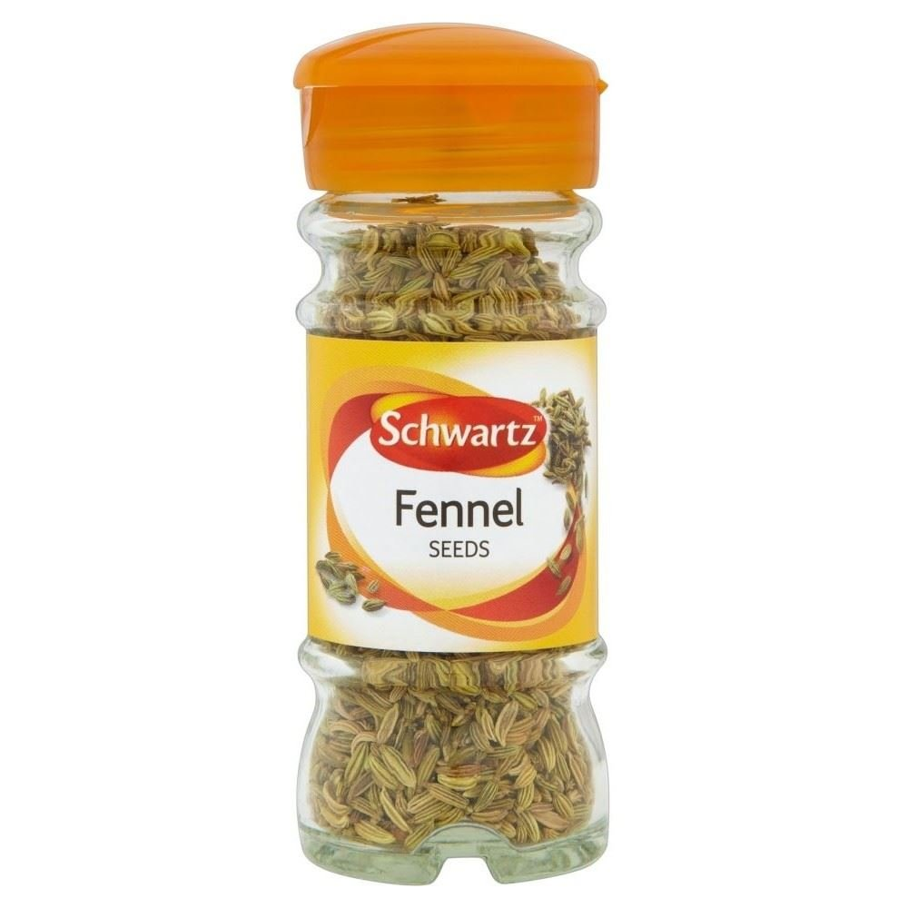 Schwartz El Paso Mall Fennel New products world's highest quality popular Seeds 28g - of 2 Pack