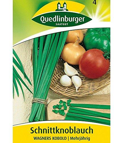 Quedlinburger Schnitt-Knoblauch 'Wagners Kobold', 1 Tüte Samen