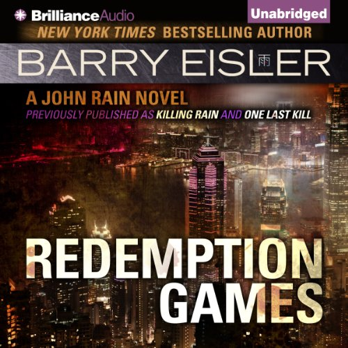 Redemption Games cover art