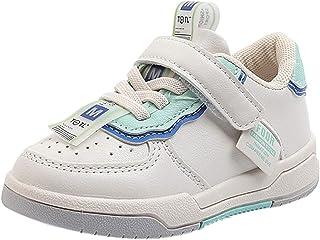 WINJIN Chaussures Baskets De Mode Pour GarçOns Et Filles, Chaussures De Sport Blanches, Chaussures De Sport Respirantes à ...