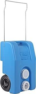 Fiamma Fresh Water Roll Tank 23L, Lightweight And Hard Wearing Expandable Blue, 33x50100x25cm