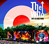 Songtexte von The Who - Live in Hyde Park