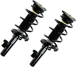 DTA 50083 Front Complete Strut Assemblies With Springs and Mounts Ready to Install OE Replacement 2-pc Pair Fits Mazda 3, Mazda 5, Excludes Mazdaspeed Model