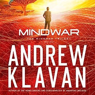 MindWar audiobook cover art