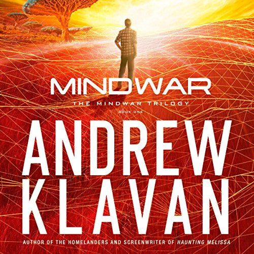 MindWar audiobook cover art