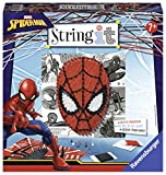 Ravensburger 18032 String it Midi : Spiderman Kit de jeu