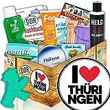 DDR Pflegebox / Thüringen Geschenk / I Love Thüringen