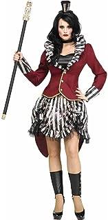 Fun World - Freak Show Ringmistress Adult Costume