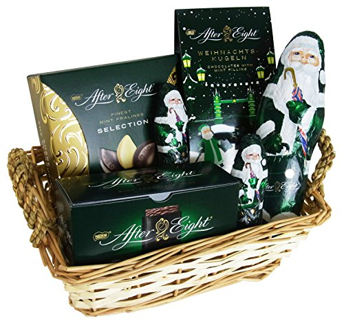 Geschenk Set Sweet Christmas mit Nestlé After Eight (6-teilig)