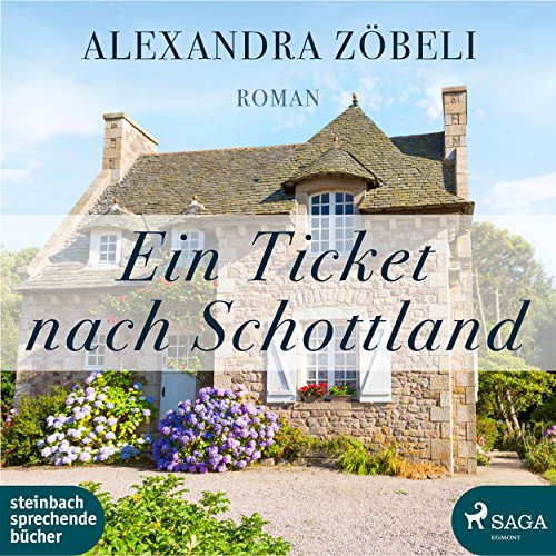 Ein Ticket nach Schottland audiobook cover art