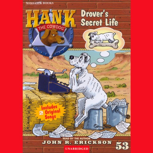 Drover's Secret Life audiobook cover art