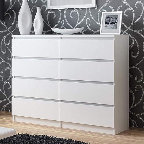 pretty nice 9b18c 62754 8 Drawer Dresser: Amazon.co.uk