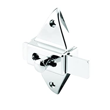 "Sentry Supply 650-6596 Slide Latch, 2-3/4"" Centers, Chrome"