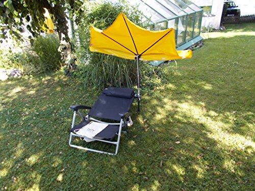 NEW - parasol met draagtas - 1 x strandset - Holly Shadow - waaierscherm Holly Beach - kleur op aanvraag -
