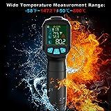 Immagine 2 termometro a infrarossi pistola termica