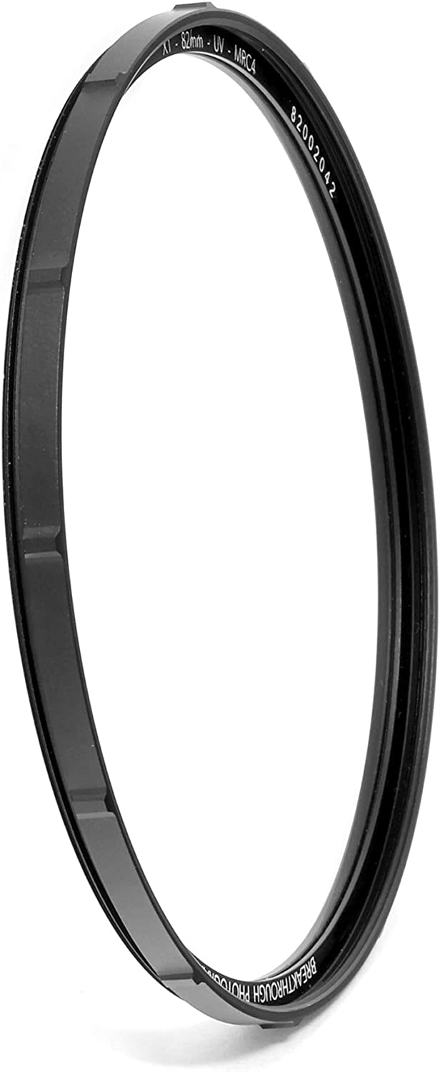 supreme X1 UV Filter for Camera Easy-to-use - with P Lenses Weather-Sealed