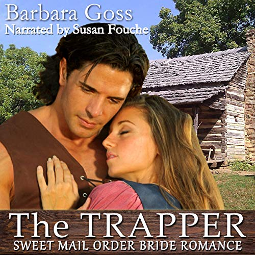 The Trapper audiobook cover art
