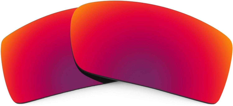 Revant Verres de Rechange pour Wiley X Arrow - Compatibles avec les Lunettes de Soleil Wiley X Arrow Soleil de Minuit Mirrorshield - Polarisés