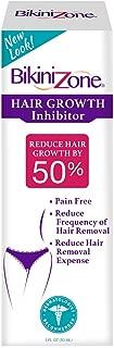 Bikini Zone Hair Growth Inhibitor, 1 Ounce