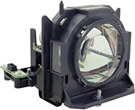Single Lamp Replacement for Panasonic Pt-d5700e Lamp /& Housing Projector Tv Lamp Bulb by Technical Precision