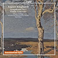 Symphony 3 / Violin Concerto by AUGUST KLUGHARDT (2011-02-22)