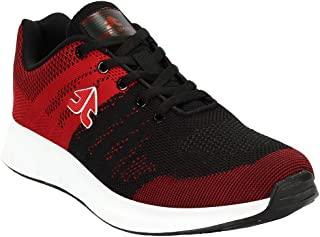 OFF LIMITS Men's Cosmos-RED Black Sports Shoes