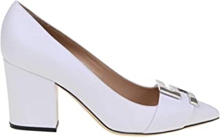 SERGIO ROSSI Luxury Fashion Womens A89120MAGN059000 White Pumps |