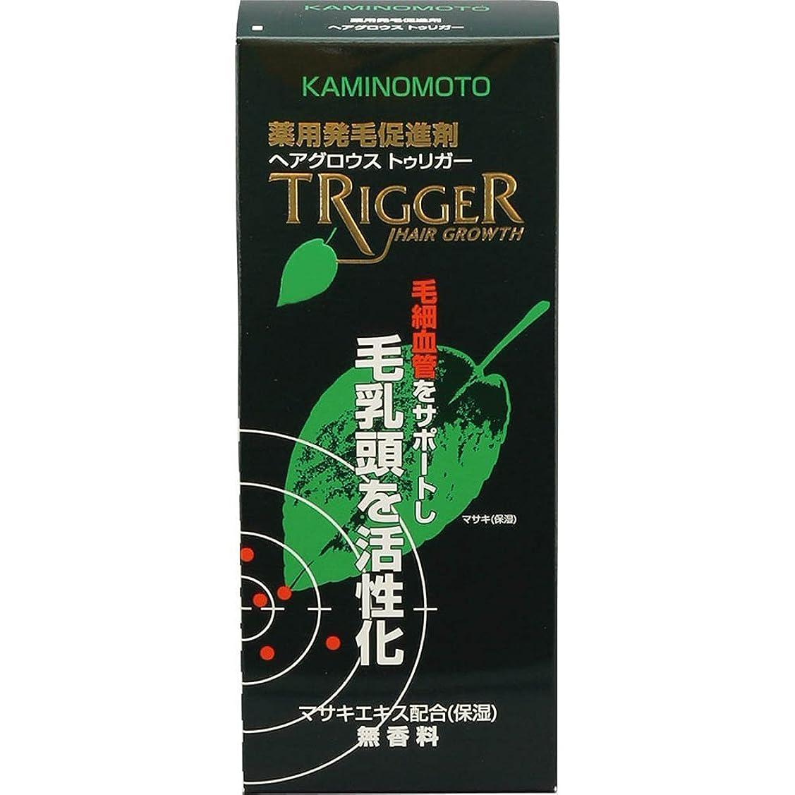 反論者珍味消える薬用加美乃素 ヘアグロウス トゥリガー 無香料 180mL×6個