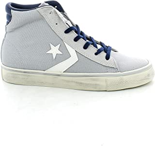 Amazon.it: converse pro leather vulc mid leather
