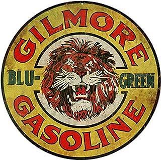 Magnet 7.5 cm Sinclair Dino Gasoline Deco Garage Cuisine Bar Diner loft frigo hotrodspirit