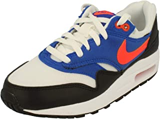 Nike Air Max 1 BG Junior Trainers Ar1180 Sneakers Shoes