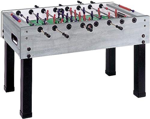 tienda en linea Garlando G-500 - Mesa de fútbol Unisex, Unisex, Unisex, Color gris  barato y de moda