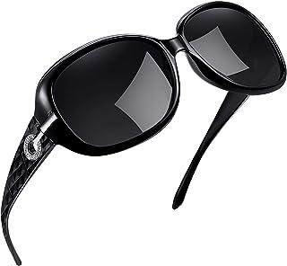Oversized Sunglasses for Women Vintage Big Sun Glasses...