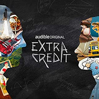 Extra Credit Test audiobook cover art