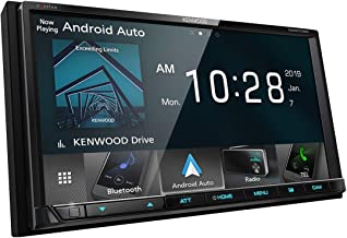 "Kenwood DMX706S 7"" Digital Media Receiver with Apple CarPlay and Android Auto"