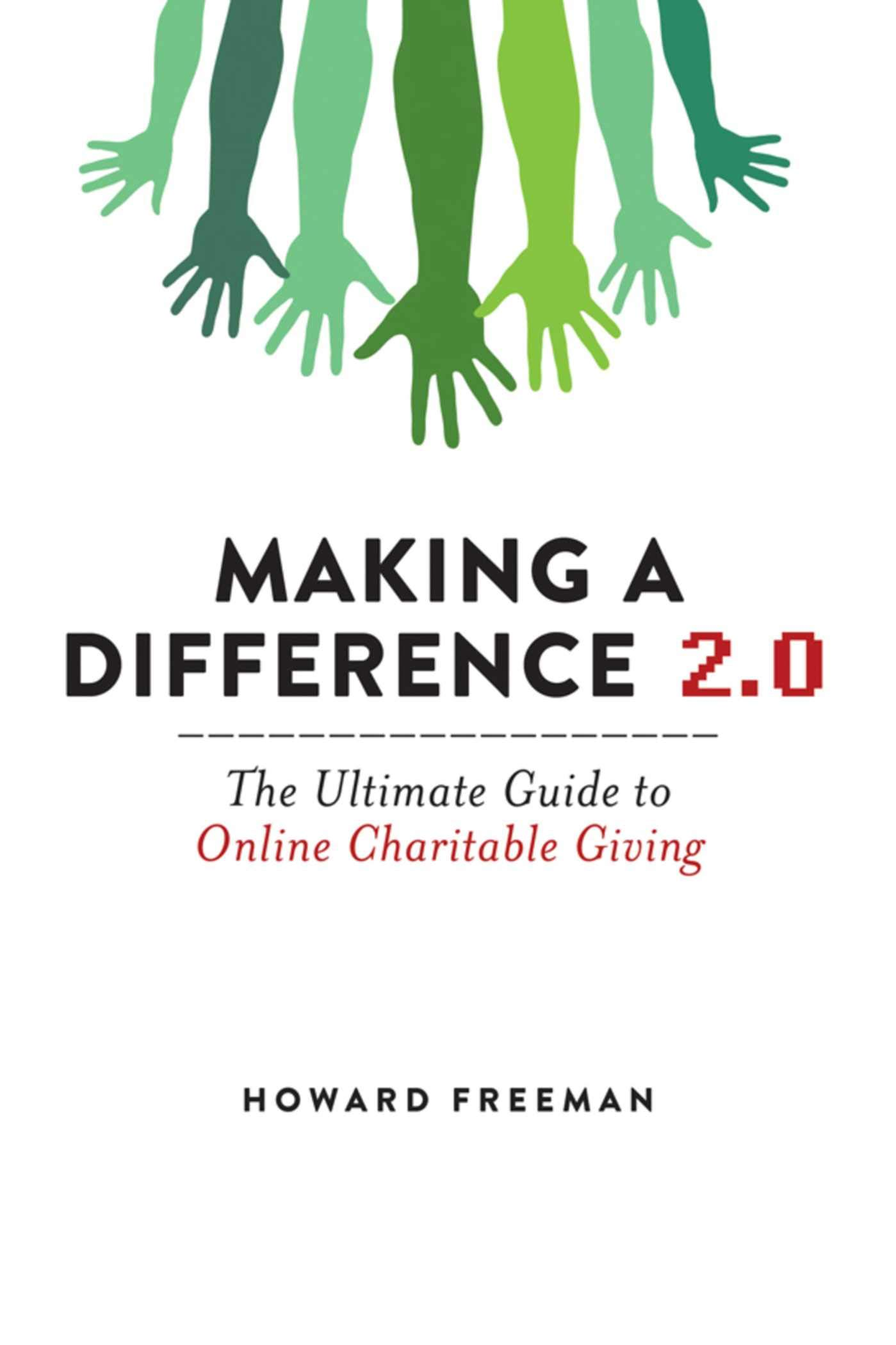 Image OfMaking A Difference 2.0: The Ultimate Guide To Online Charitable Giving