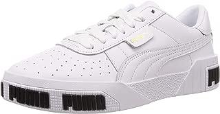 PUMA Cali Bold Womens White Trainers