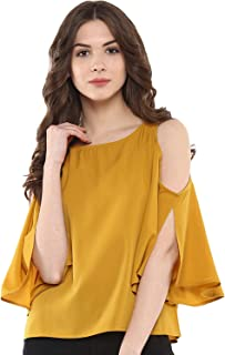 Lime Yellow top for Women