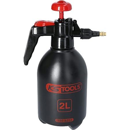 KS Tools 1508252Vaporisateur à pompe PRESSION, 2L, Noir