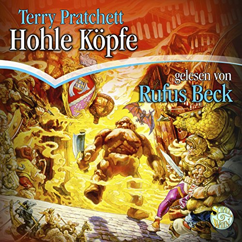 Hohle Köpfe audiobook cover art