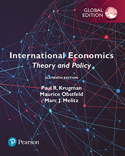 International Economics: Theory and Policy, eBook, Global Edition (English Edition)
