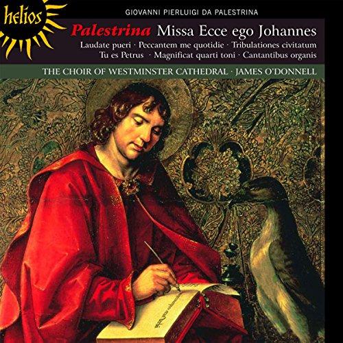Palestrina: Missa Ecce ego Johannes & other sacred music