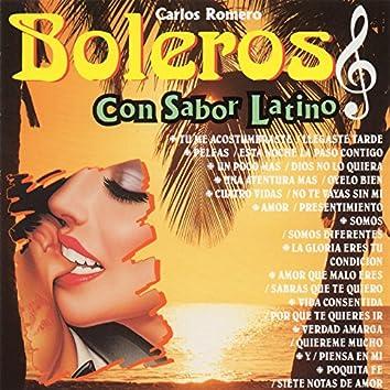 Boleros Con Sabor Latino